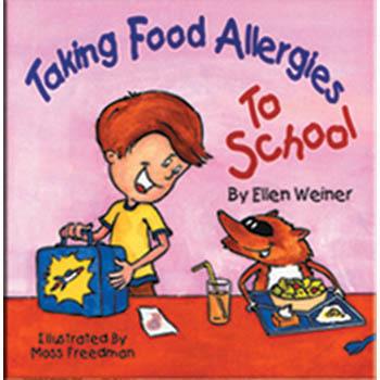 Taking Food Allergies to School Book