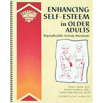 Enhancing Self Esteem in Older Adults Book