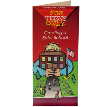 For Teens Only Pamphlet: Creating a Safer School 25 pack