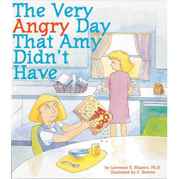 The Very Angry Day That Amy Didn't Have Book