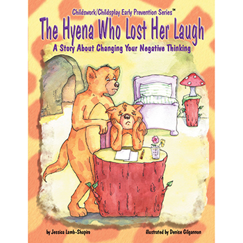 The Hyena Who Lost Her Laugh Book