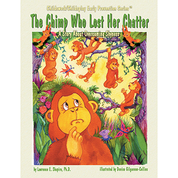 The Chimp Who Lost Her Chatter Book