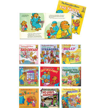 The Berenstain Bears Storybooks Collection