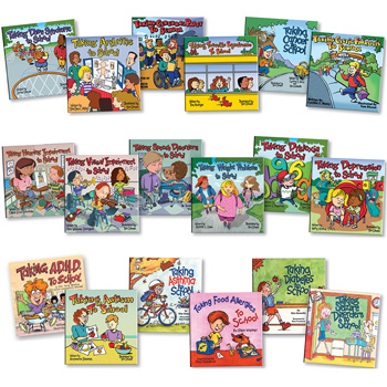 The Special Kids in School Series