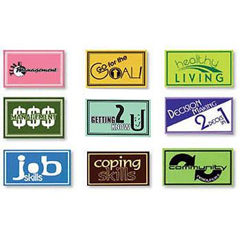 Skill Building Cards Set