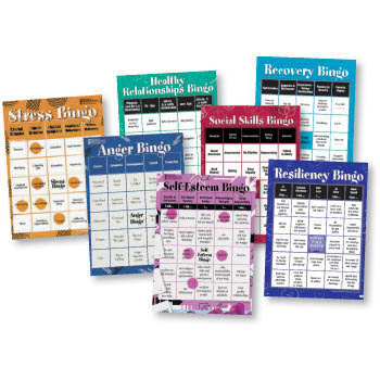 BINGO Games for Adults Set