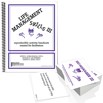 Life Management Skills III Book & Cards