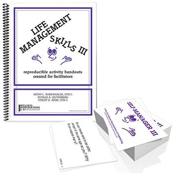 Life Management Skills III Book & Cards