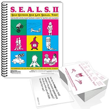 S.E.A.L.S. II Book & Card Set