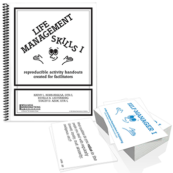 Life Management Skills I Book & Cards