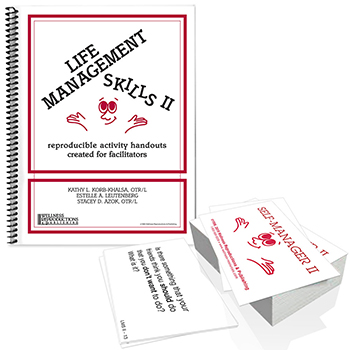 Life Management Skills II Book & Cards