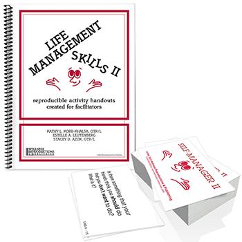 Life Management Skills II Book & Cards