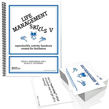 Life Management Skills V Book & Cards Set