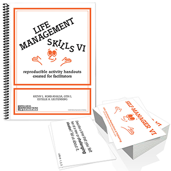 Life Management Skills VI Book & Cards Set