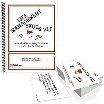 Life Management Skills VIII Book & Cards Set