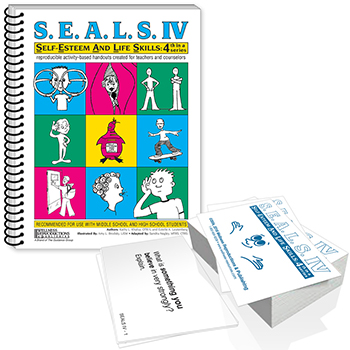 S.E.A.L.S. IV Book & Cards Set