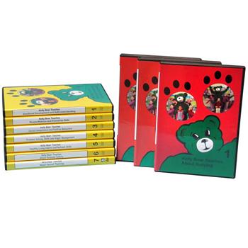 Kelly Bear DVD Series