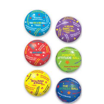 Children's Counseling Balls Set