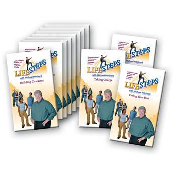 LifeSteps 12 DVD Series