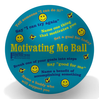 Motivating Me Ball