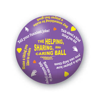 The Helping, Sharing, and Caring Ball