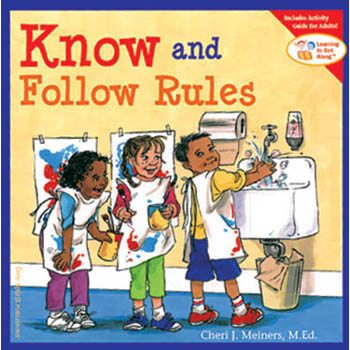Know and Follow Rules Book
