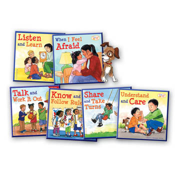Learning to Get Along Books Set
