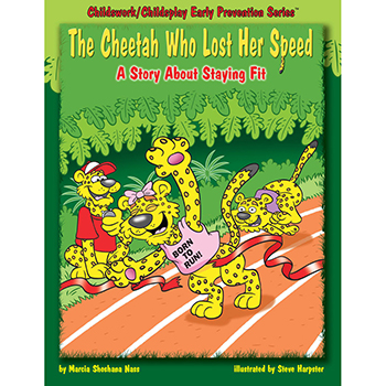 The Cheetah Who Lost Her Speed Book