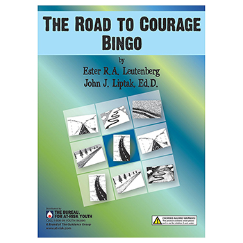 The Road to Courage   Teen Bingo Game