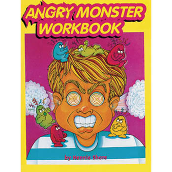 The Angry Monster Workbook w/CD