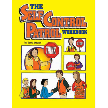 The Self Control Patrol Workbook with CD