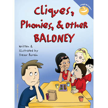 Cliques, Phonies, & Other Baloney   Laugh & Learn Book