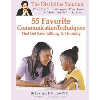 55 Favorite Communication Techniques Game Book