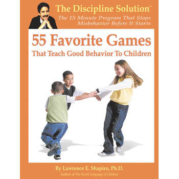 55 Games That Teach Good Behavior Game Book