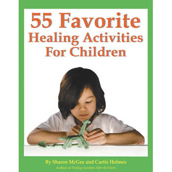 55 Healing Activities for Children Game Book