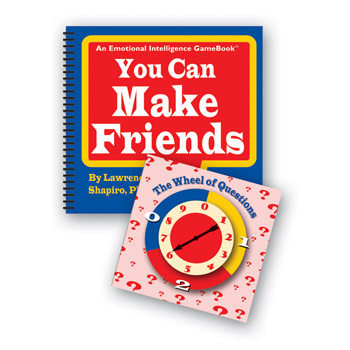 You Can Make Friends Spin & Learn! Game Book