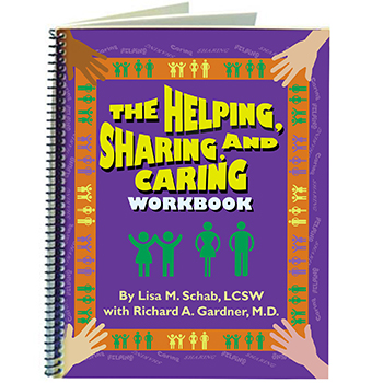 The Helping, Sharing, and Caring Workbook with CD