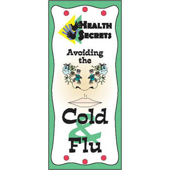 Health Secrets Pamphlet: Avoiding the Cold & Flu 25 pack