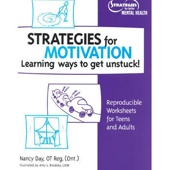 Strategies for Motivation Book & Cards Set
